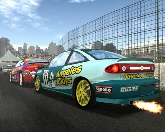TOCA Race Driver cheat