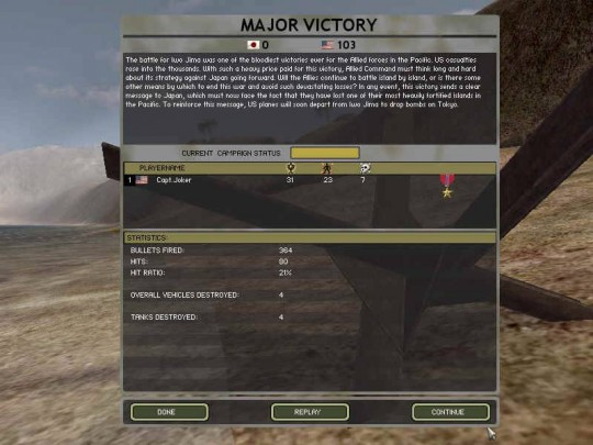 Battlefield 1942 cheat