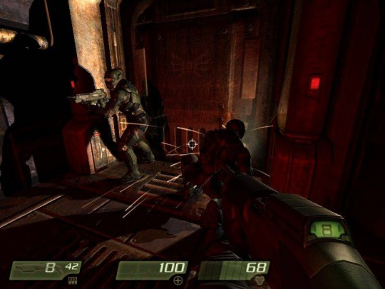 Quake 4 patch (Quakemas map pack)