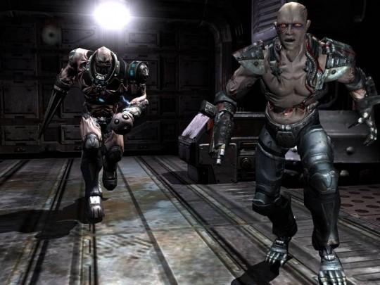 Quake IV képek