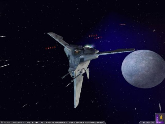 Star Wars: Starfighter