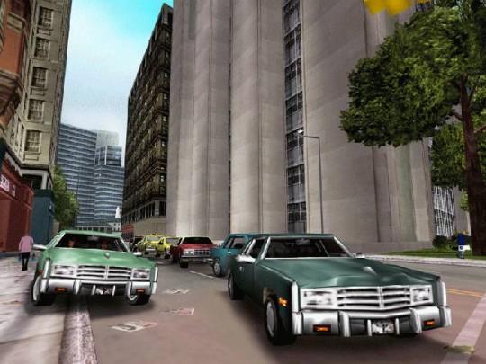 GTA3 képek