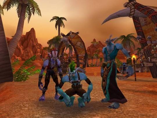 Új World of Warcraft kép