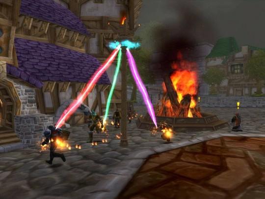 World of Warcraft nyárközepi ünnepség