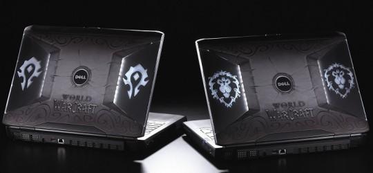 WoW laptopok a Dell-től