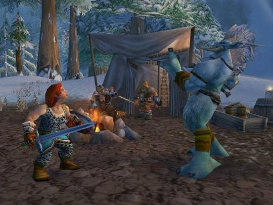 Friss World of Warcraft képek