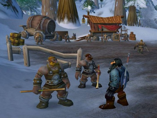 World of Warcraft képek