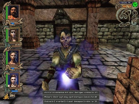 Friss Might & Magic IX képek