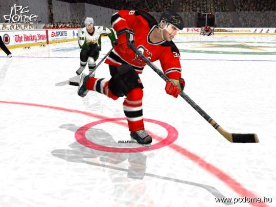 NHL 2001 cheat