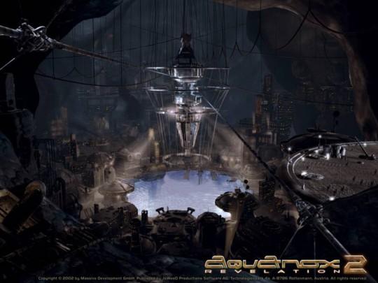 Aquanox 2 E3 képek