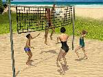 The Sims On Holiday