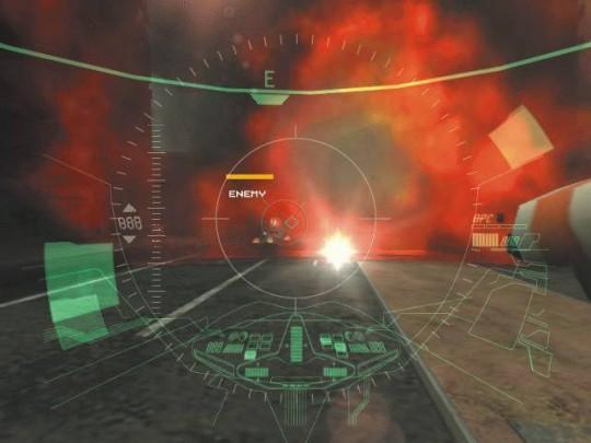 Phantom Crash - új óriásrobotos akció