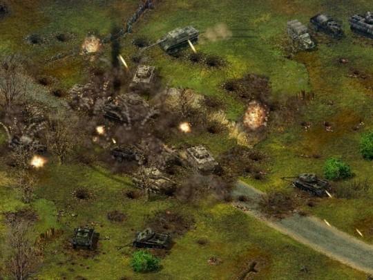 Friss Blitzkrieg képek