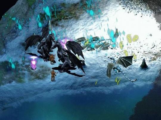 Icewind Dale 2 képek és weblap