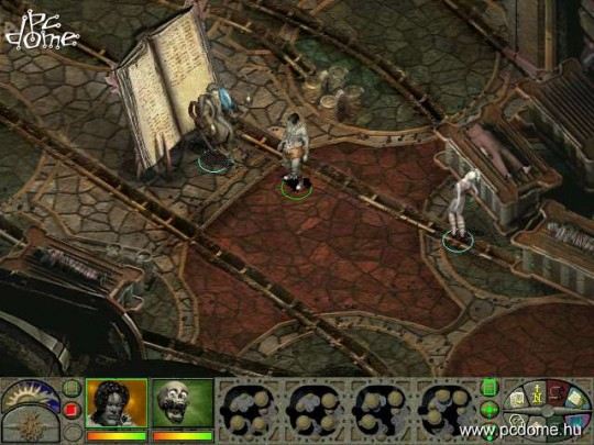 Planescape: Torment cheat