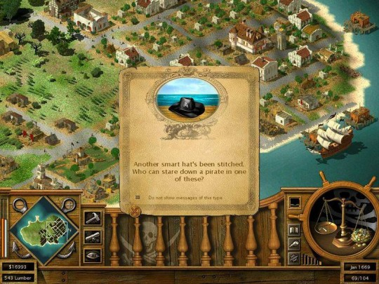 Tropico 2: Pirate Cove cheat