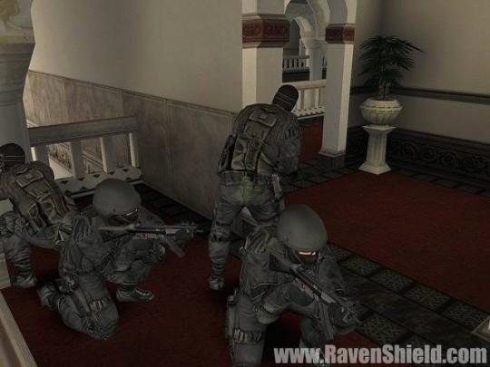 Raven Shield képek