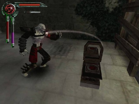 Legacy of Kain: Blood Omen 2 cheat