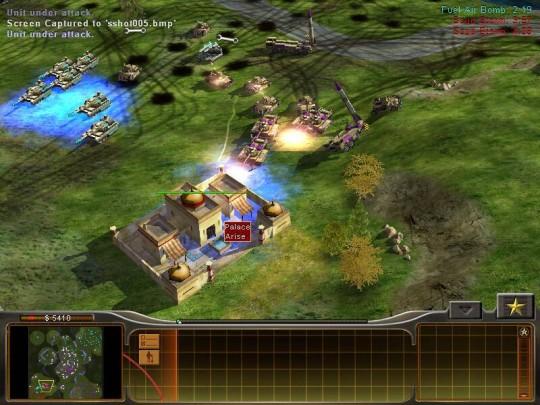 Command & Conquer: Generals cheat