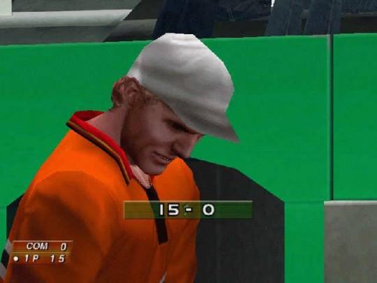 Virtua Tennis képek