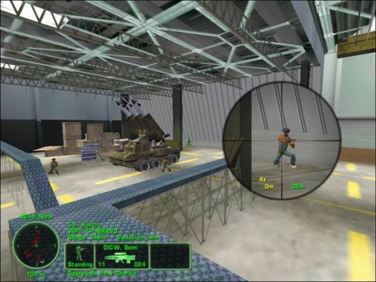 Delta Force: Task Force Dagger cheat