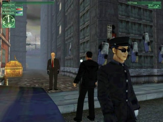 Hitman: Codename 47 cheat