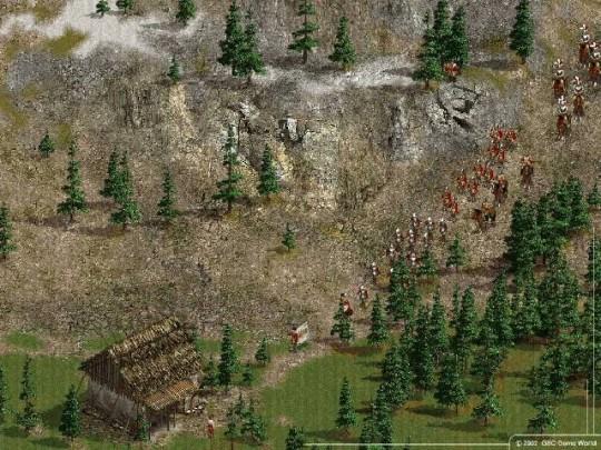 American Conquest képek