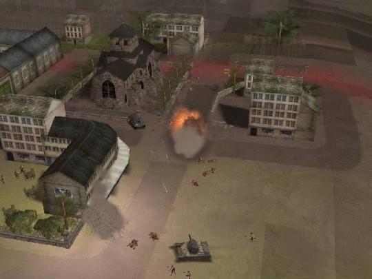 WWII: Frontline Command képek