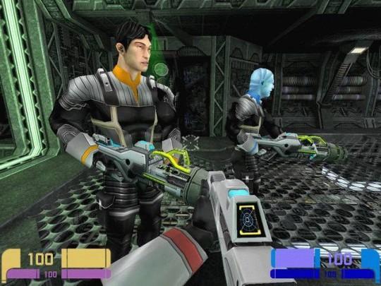 Elite Force II képek