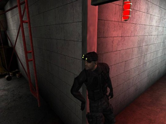 Tom Clancy's Splinter Cell cheat
