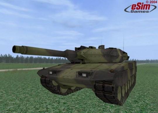 Új képek a készülő Steel Beasts 2-ből