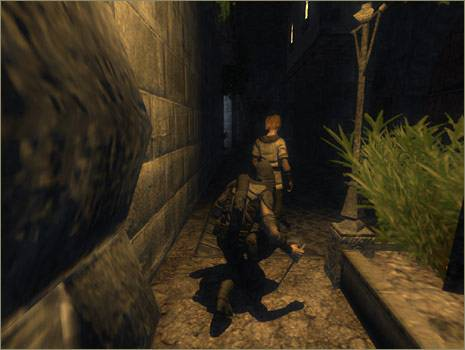 Thief III: Deadly Shadows cheat