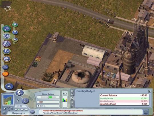 SimCity 4 cheat
