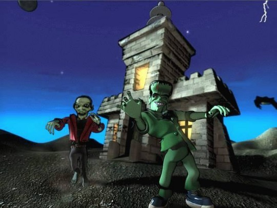 Universal Studios Monsterville