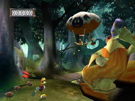 Rayman 3 ellenfelek
