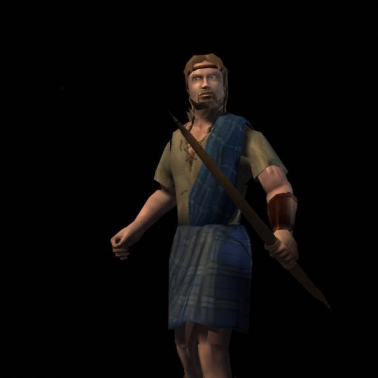 NovaLogic és a Highland Warriors