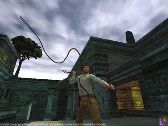 Új Indiana Jones játék a LucasArtstól