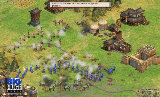 Rise of Nations cheat