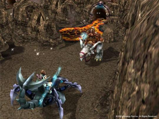 Etherlords 2 E3-as képek
