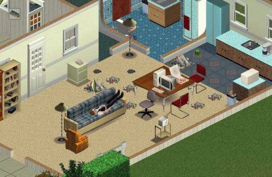 The Sims Deluxe cheat