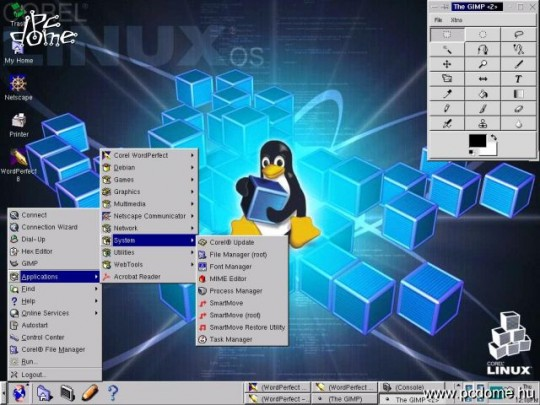 Corel Linux OS Second Edition