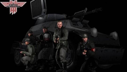 Wolfenstein: Enemy Territory infók és képek