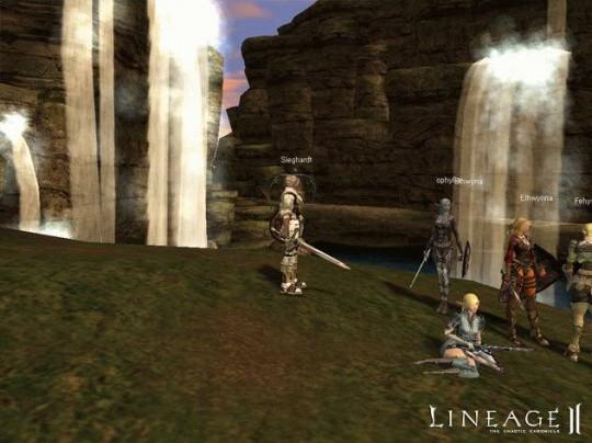 Lineage II képek
