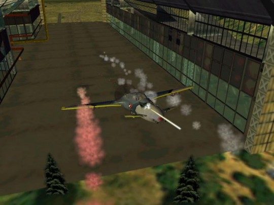 Crimson Skies cheat