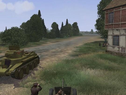 Battlefield Command weboldal