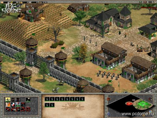 Age of Empires II: Age of Kings cheat