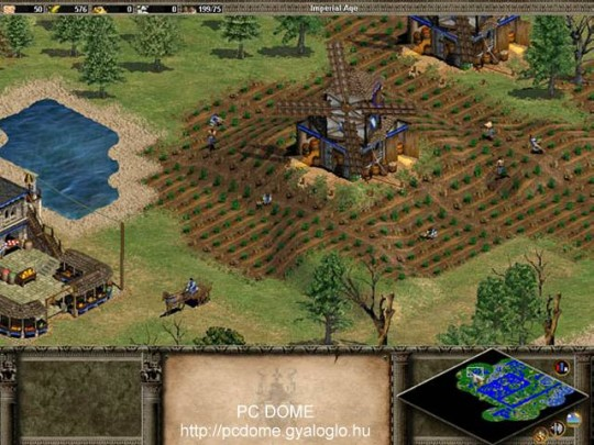 Age of Empires 2: Age of Kings tippek