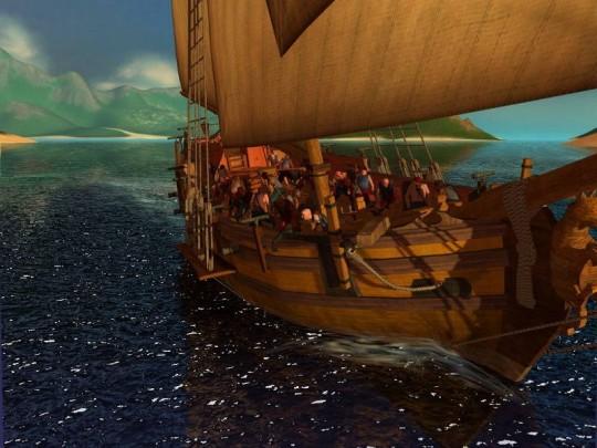Pirates of the Burning Sea infók, képek