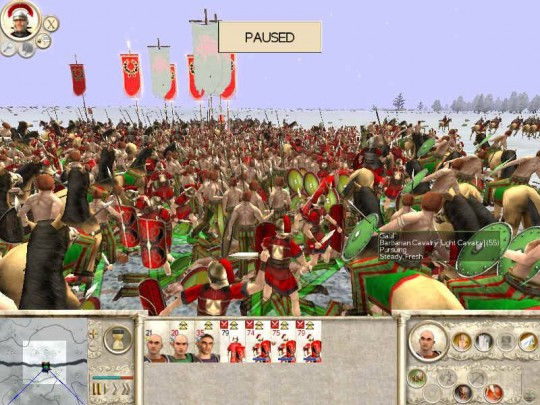 Rome: Total War patch (patch 1.1)