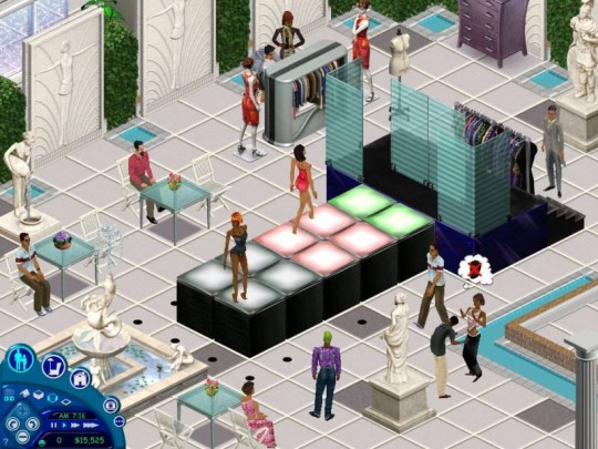The Sims: Superstar cheat